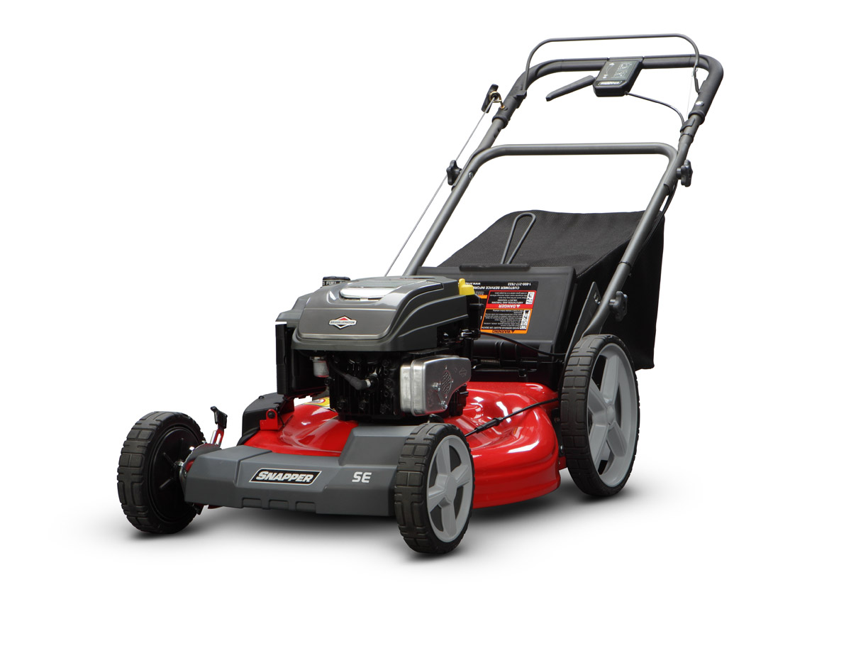 lawn mowers The cub cadet sc100hw gets better feedback than any other gas push mower in its price class made in the us, the mower is easy-to-use, with a cutting performance that is said to be of professional quality.