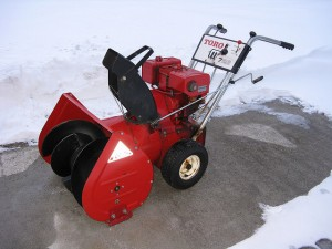 Types of Snow blowers