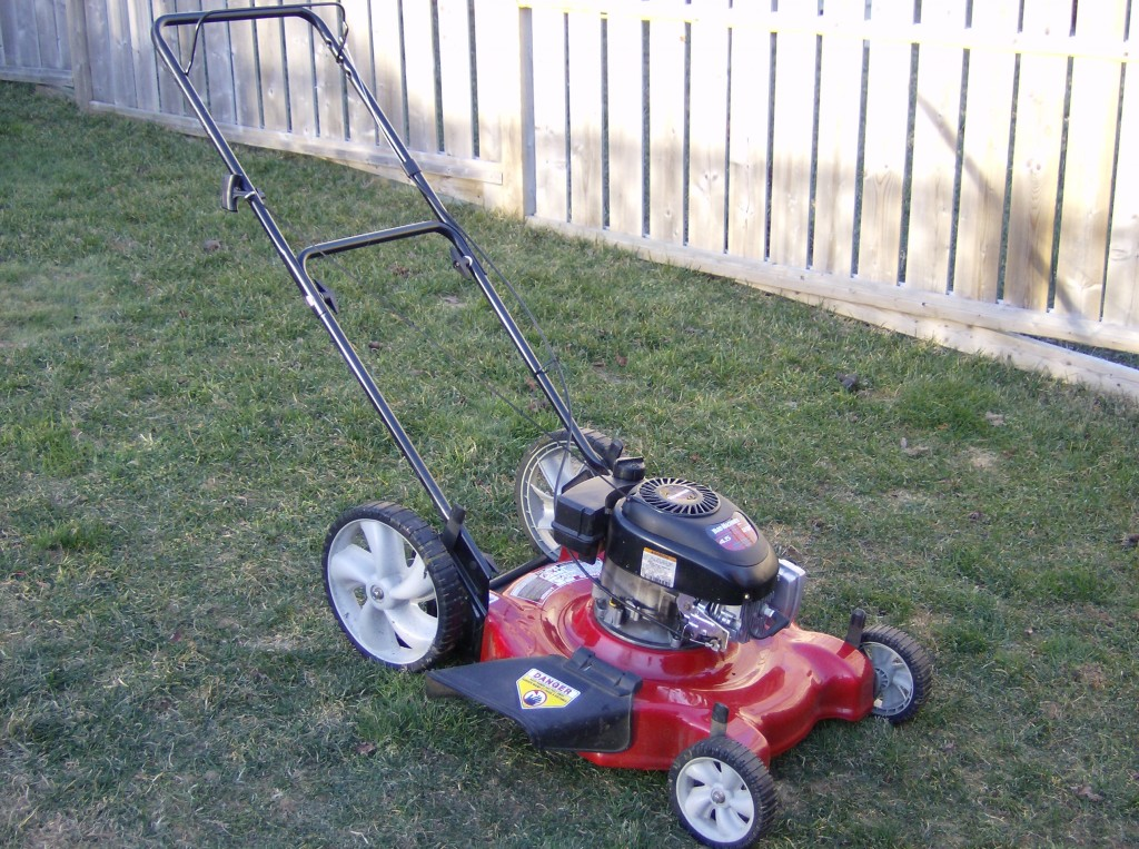 Lawn Mower Repair Reno
