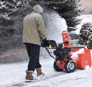 Snow Blower Repair Service