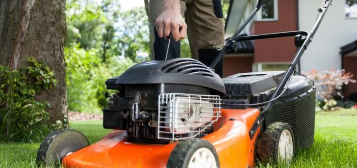 Lawn Mower Won;t Start