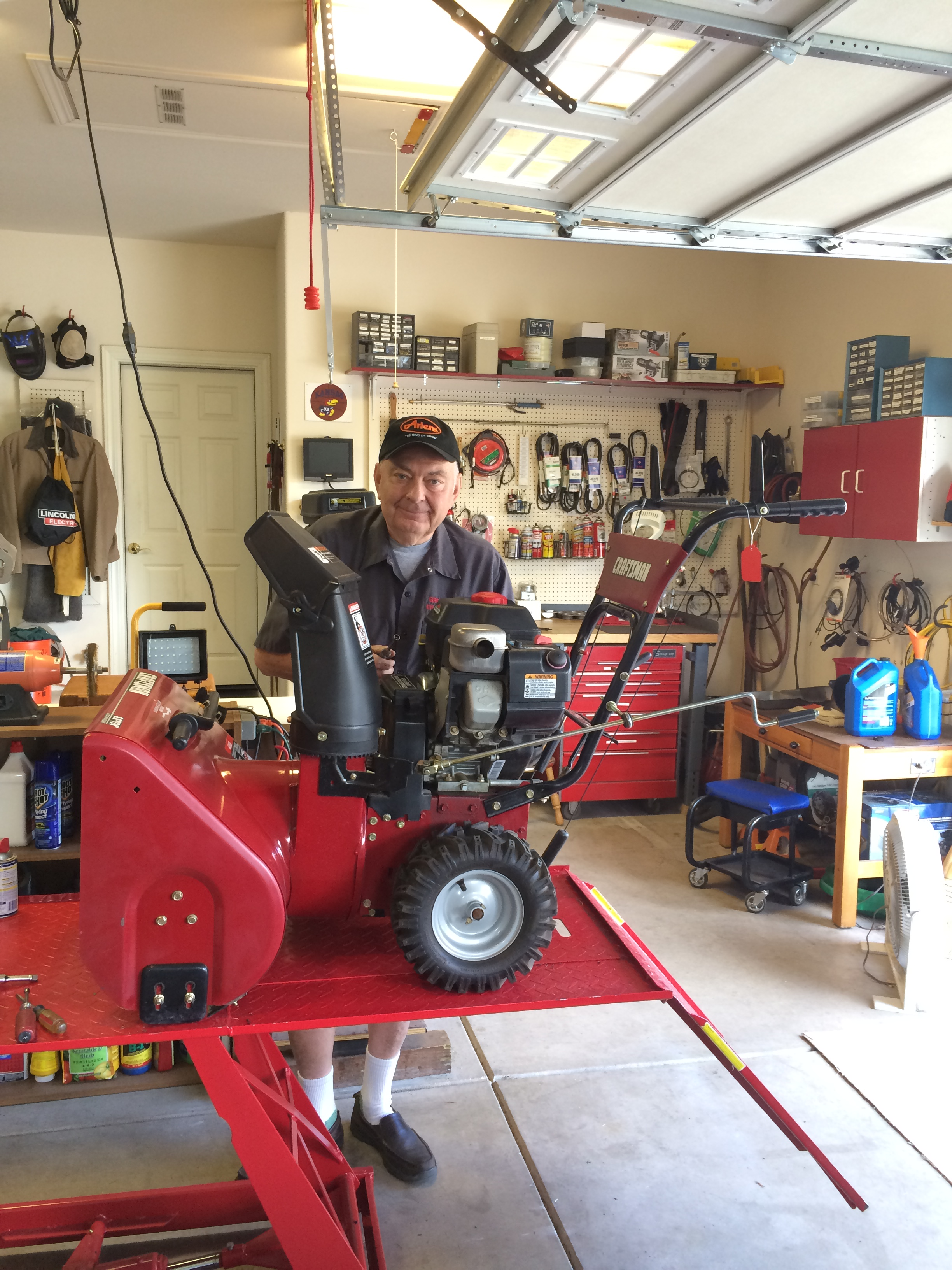 Small Engine Repair : Winter and snow blower safety greg s small engines reno