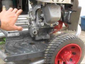 Pressure washer maintenance oil Greg's Small Engine