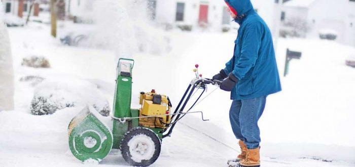 snow blower Greg's Small Engine