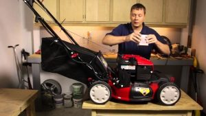 lawn mower maintenance in Reno