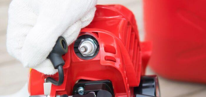 lawn mower spark plugs