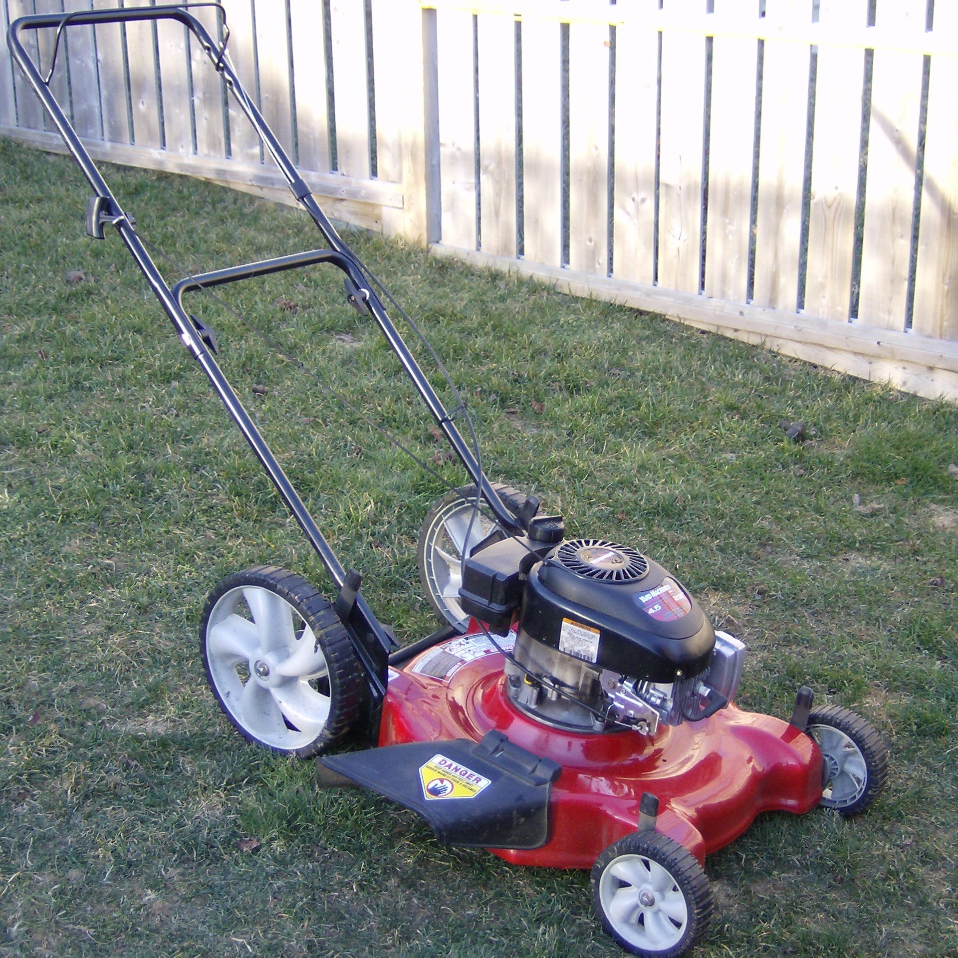Mobile Lawn Mower Repair